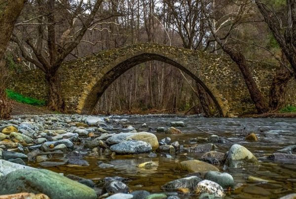 Tzelefos Bridge: Venetian heritage in the mountains of Paphos