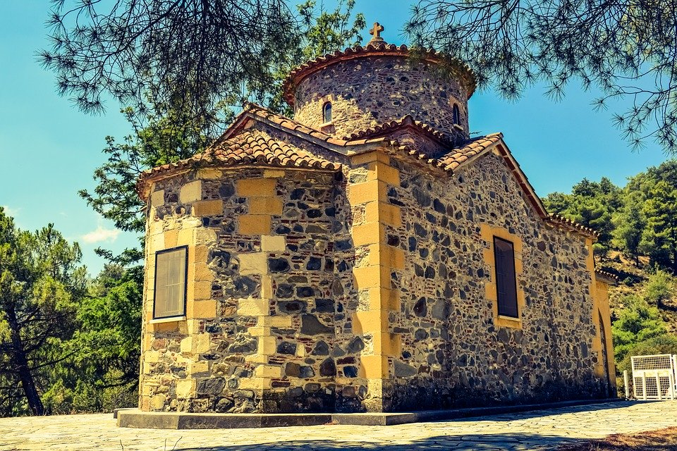 Chapel, Church, Religion, Architecture, Christianity
