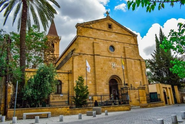 Church of the Holy Cross, Nicosia