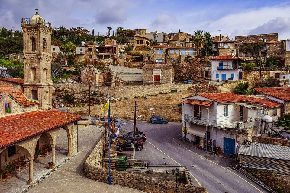 Cyprus, Tochni, Travel, Architecture, Traditional