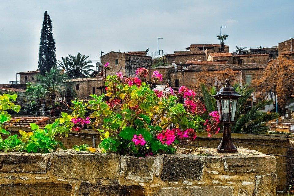 Explore the beautiful village of Tochni