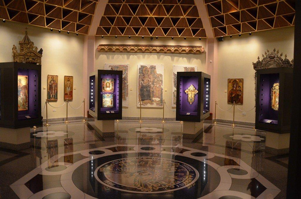 The glorious story of the Kykkos Monastery