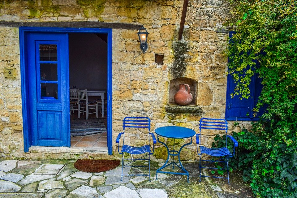 House, Old, Stone, Architecture, Traditional, Building