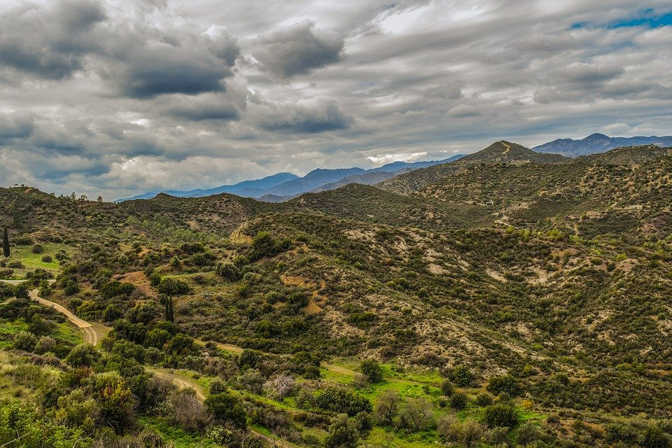 Nature, Landscape, Sky, Travel, Mountains, Panoramic