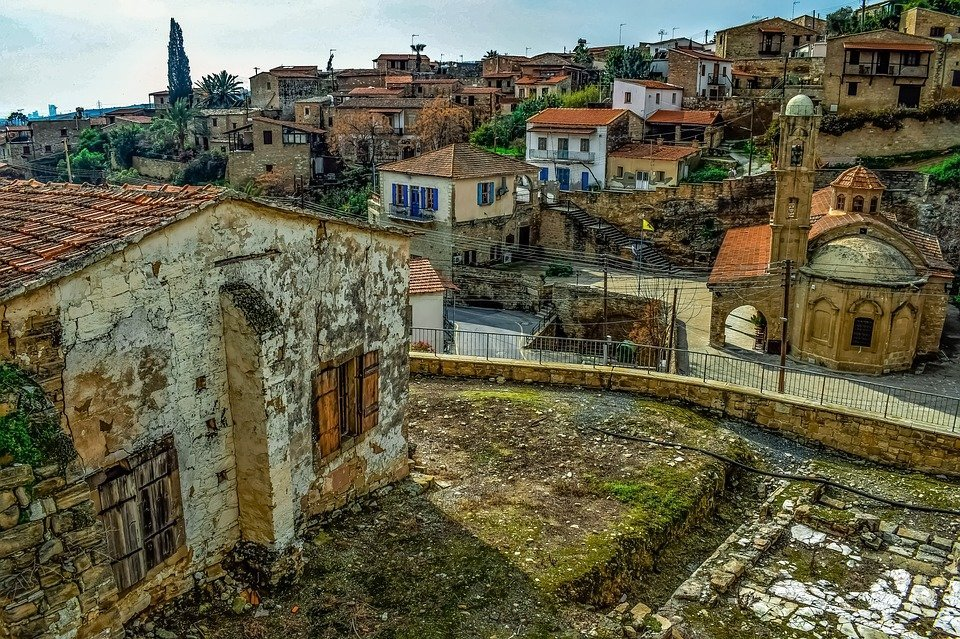 Village, Houses, Architecture, Traditional, Travel, Old
